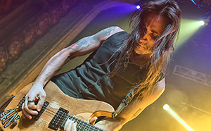 Nunno Bettencourt Generation AXE Tour Chicago Darkroom Joe's Photography
