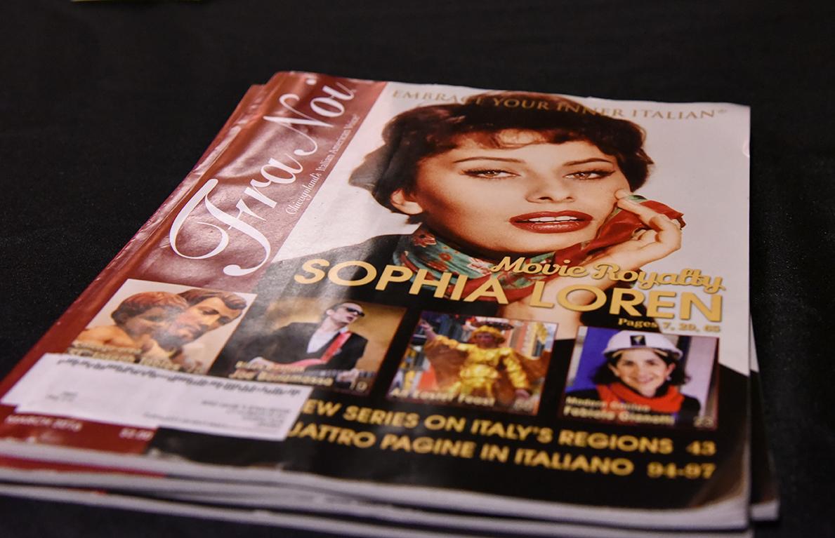 An Evening With Sophia Loren in Chicago Copernicus Center Darkroom Joe's Photography