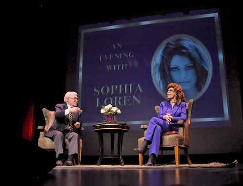 An Evening with Sophia Loren in Chicago