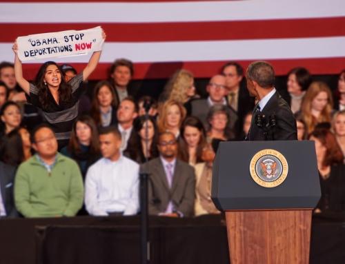 President Obama in Chicago