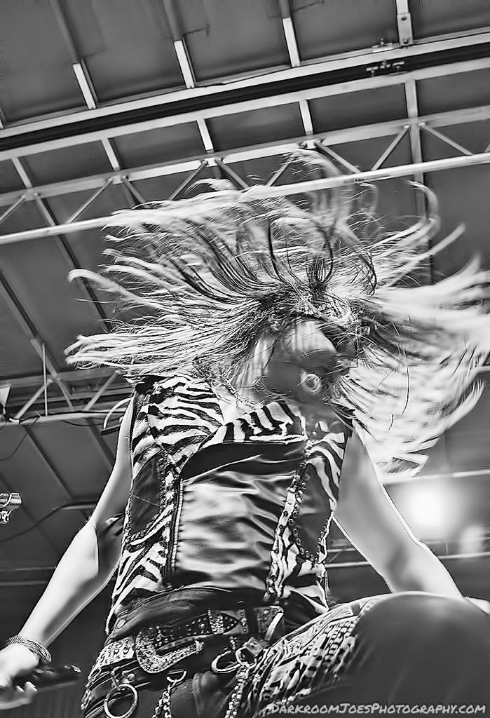 Hairbangers Ball Chicago Band Darkroom Joe's Photography Edison Park Fest-36