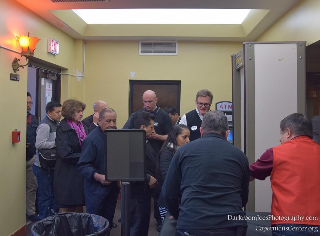 Darkroom Joe's Photography President of Ecuador Rafael Correa Copernicus Center Event Photographer-5