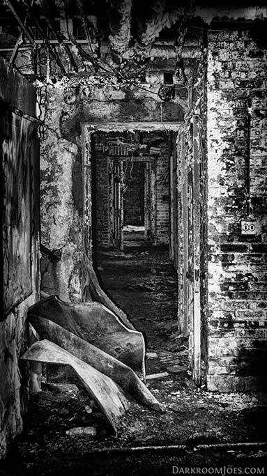 Darkroom Joe's Chicago Urban Photography Advertising Photographer